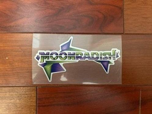 Holographic Polygon Sticker