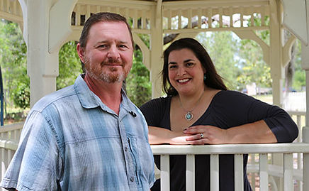 Scott & Jennifer Steele, Myrtle Creek Ranch, Florida