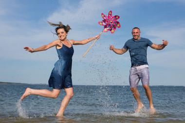 Ocean Beach Park Engagement