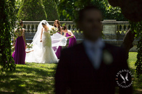 Wedding at The Elms Newport