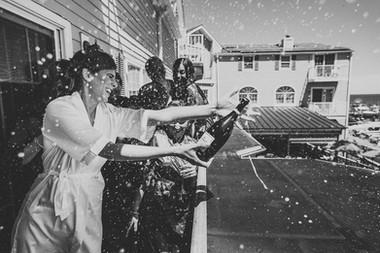 Old saybrook point in wedding