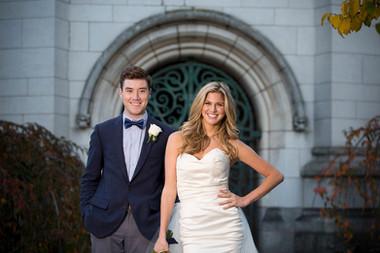 CT wedding photography, Yale wedding