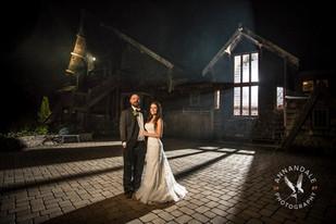 Bill Millers Castle Wedding