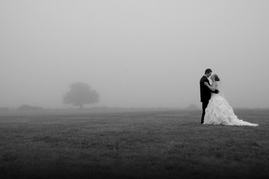 Harkness wedding, Black and White