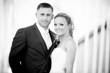 CT wedding photography, Black and White