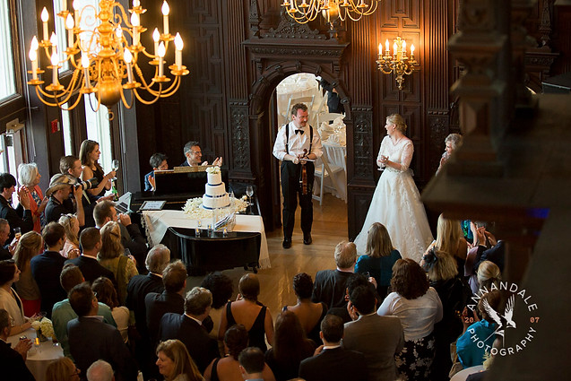 Branford House Wedding