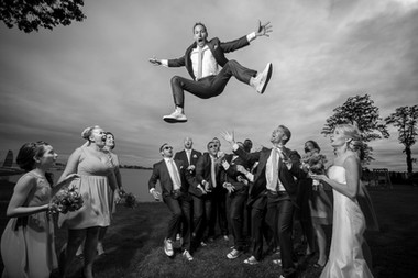 Wedding at Inn at Longshore