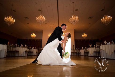 Cascade Hamden Wedding