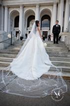 Hartford Bushnell Park Wedding, Hartford CT Wedding