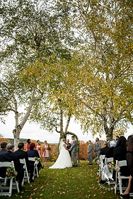 Candlelight Farm Inn Wedding
