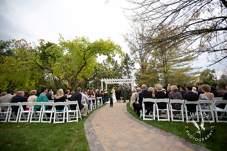 Farmington Guardens Wedding
