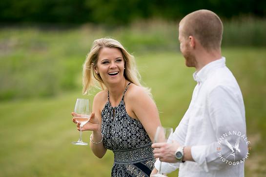 Chamard Vineyards CT Wedding