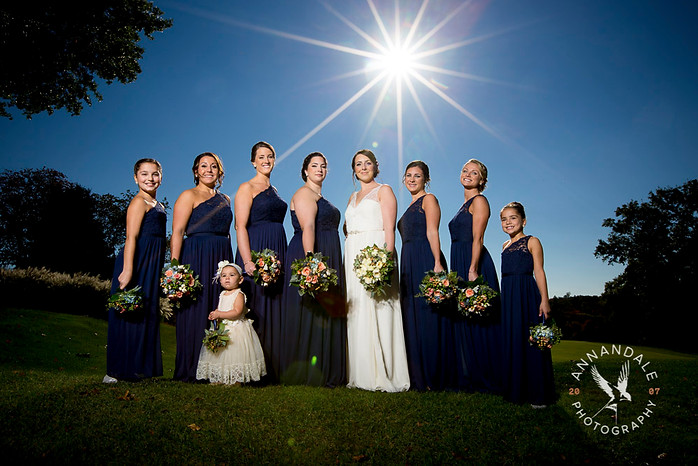Grassy Hill Country Club Wedding