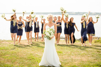 Ocean Cliff Wedding