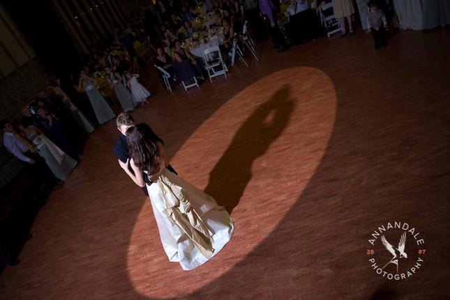 Elizabeth Park wedding