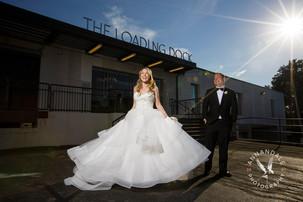 The Loading Dock wedding, Binney Park Wedding