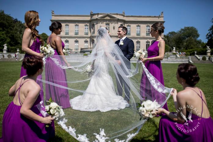 Wedding at the Elms
