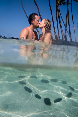 Hawaii Beach Engagement