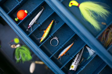 fishing engagement shoot
