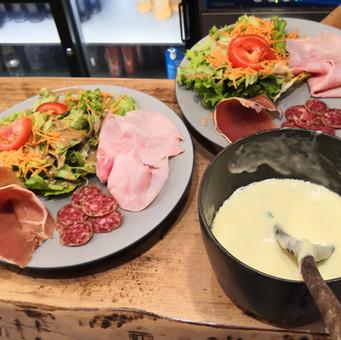 fondue aux fromages de Vercors Laits, ch