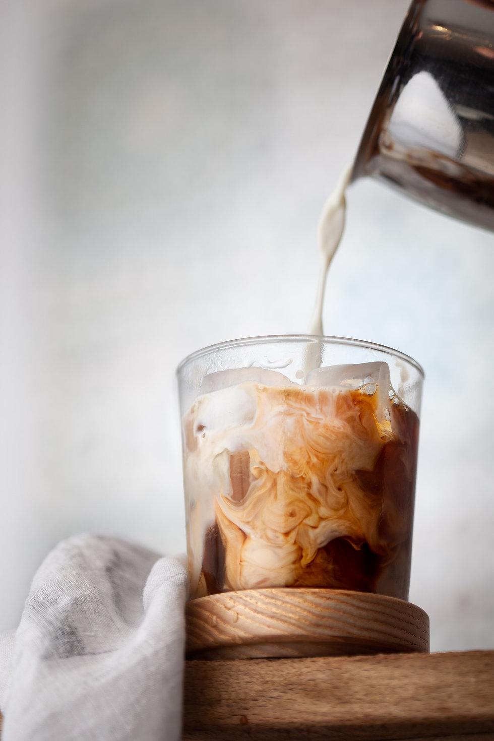 café late glacé