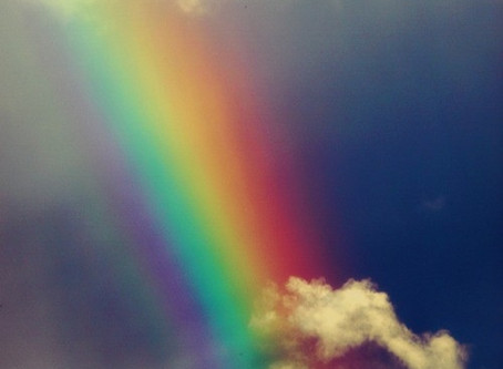 Cody Barlow Is The Rainbow In Our Clouds