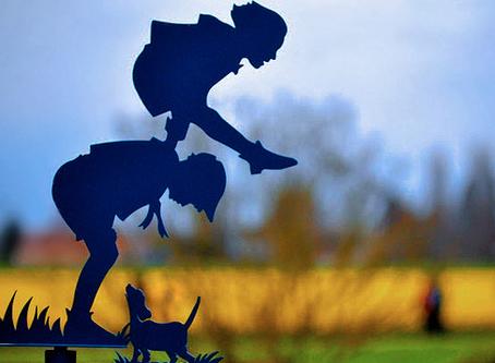 Children innately pursue joy, do you?