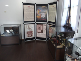 """""""Home Appliances of the First Half of 20th Century"""" in Koprivshtitsa"""