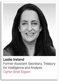 Leslie Ireland