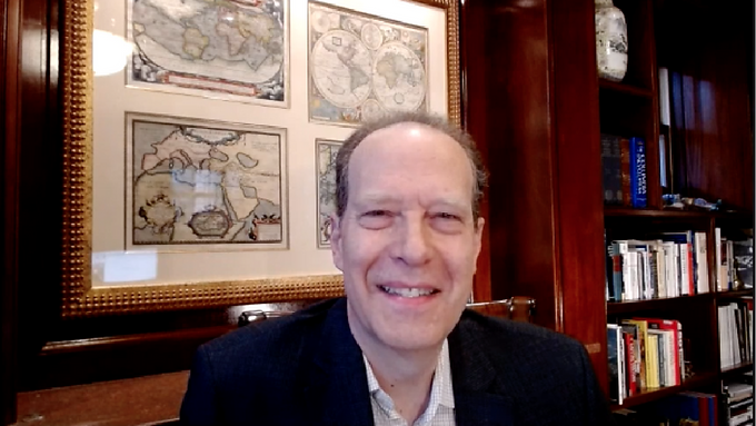 A Conversation with Glenn Gerstell, Formerly of the NSA General Council