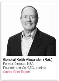 General Keith Alexander