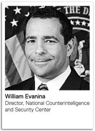 William Evanina
