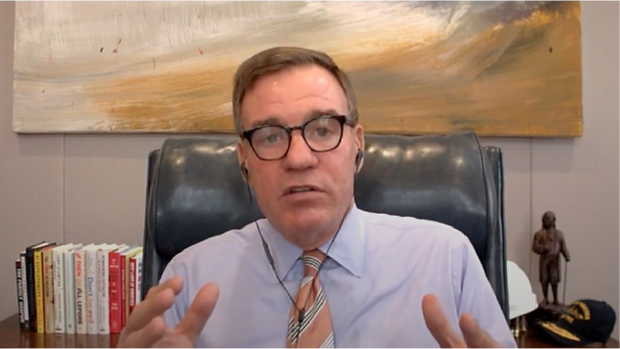 A Conversation with Senator Mark Warner