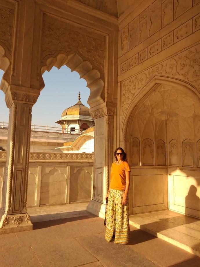 Fuerte de Agra - India