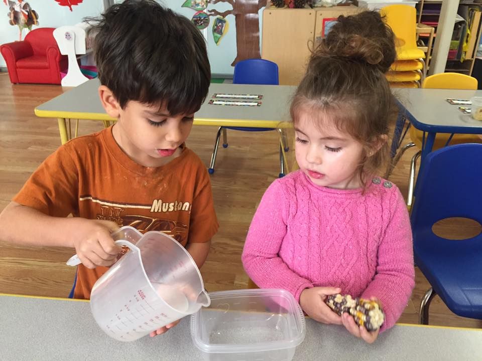 Preschool Children Science