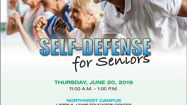 WCCCD Presents: Self-Defense for Seniors