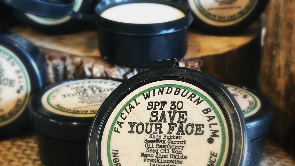 Save Your Face - Facial Windburn Balm