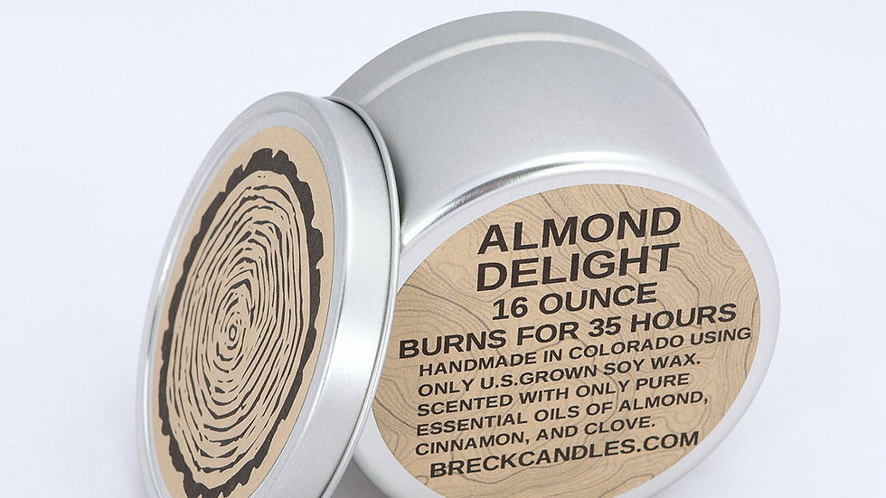 16 Ounce Candle