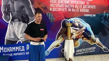 В Родионовской школе единоборств «Атаман» появился Бокс