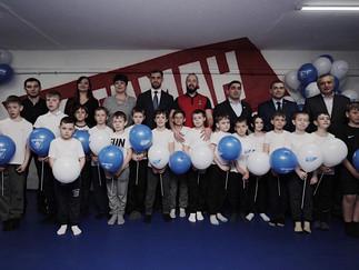 2:0 в пользу детей: хоккейный клуб «Атаман» открыл в Ростовской области вторую бесплатную школу един
