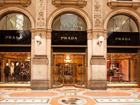 Store Manager |  Prada |  Louisiana