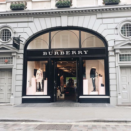 Store Manager |  Burberry  |  California