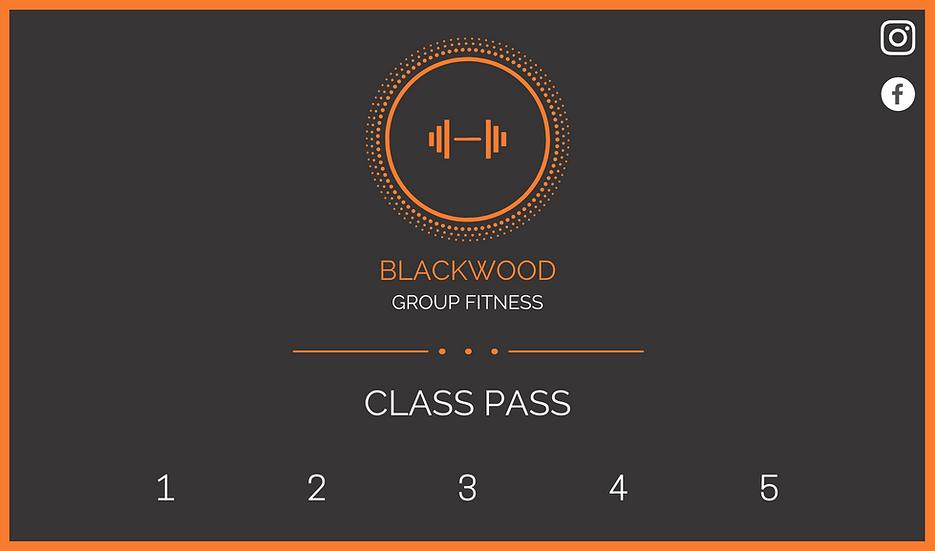 5 Visit Class Pass