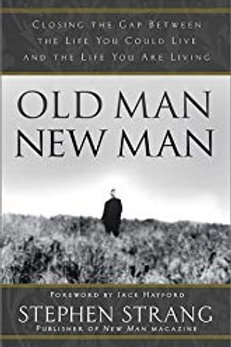 Old Man, New Man: Closing the gap between the life you could live and the life y