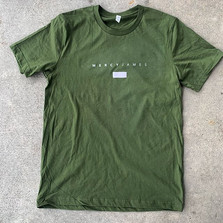 Limited Run Olive Green T-Shirt