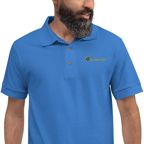 FOC Embroidered Polo Shirt
