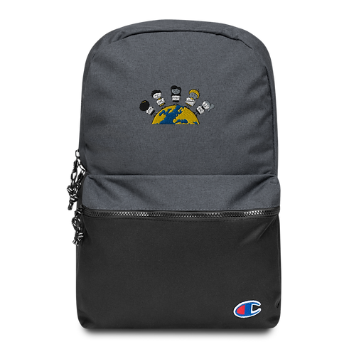 FOC Embroidered Champion Backpack