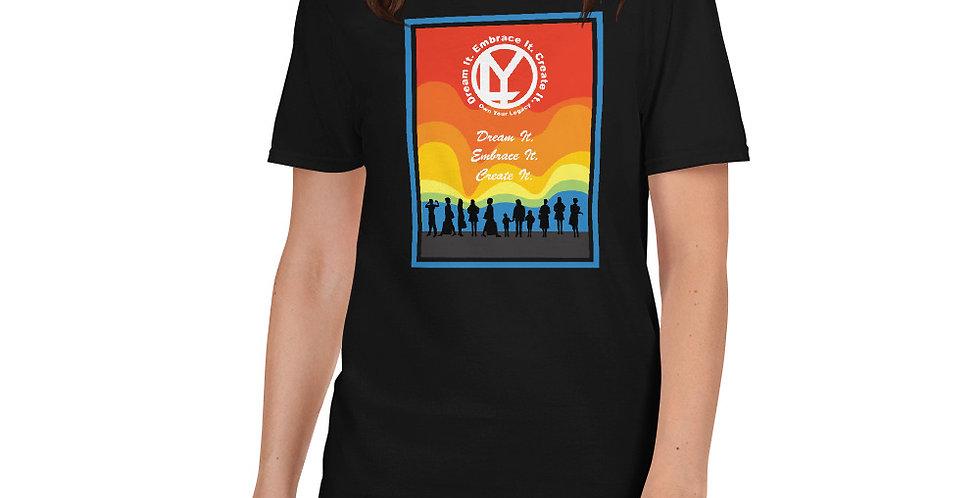 OYL Sunset Short-Sleeve Unisex T-Shirt