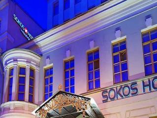 Вернисаж в отеле Solo Sokos Vasilievsky