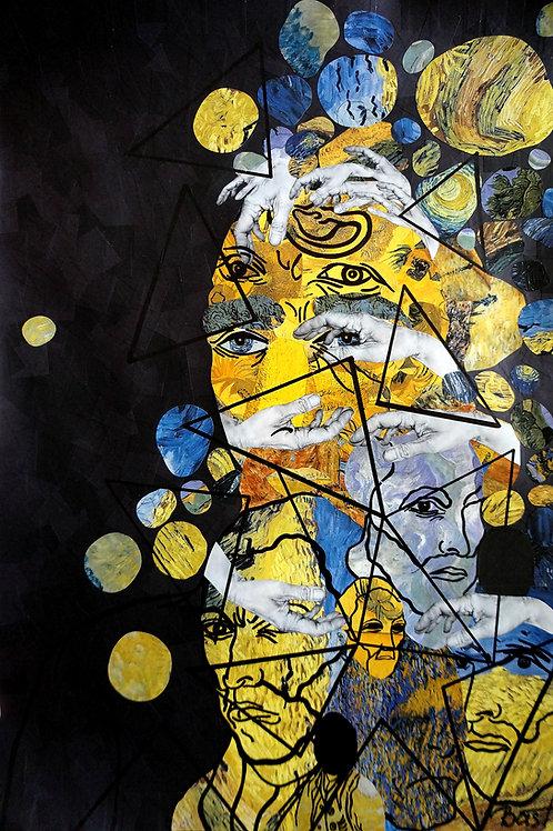 """Ван Гог. Грани безумия"". И. Баст."" Van Gogh. The brink of insanity"". Irina Bast"